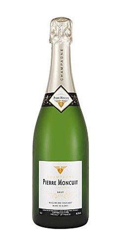 PIERRE MONCUIT HUGUES DE COULMET BLANC DE BLANCS BRUT 12% VOL 0,75L