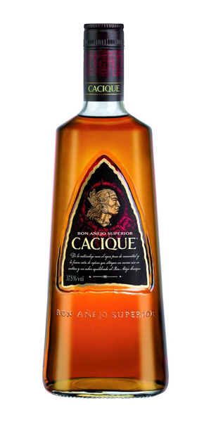 CACIQUE AÑEJO 35,5% VOL 1L