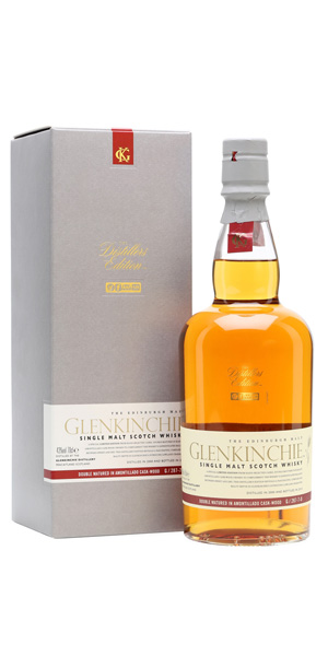 GLENKINCHIE DISTILLERS EDITION 43% VOL 0,7L