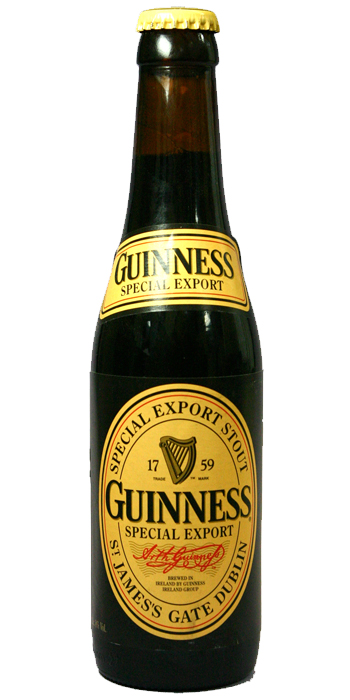 GUINNESS EXPORT 8% VOL 0,33L