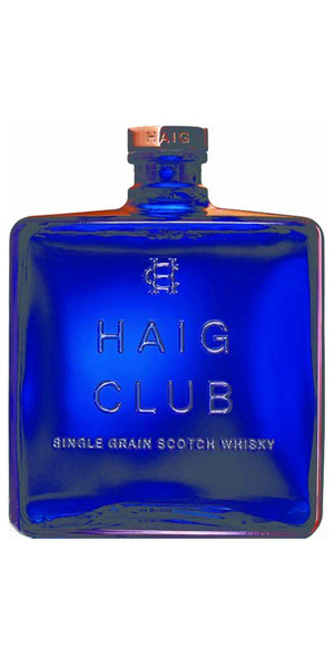 HAIG CLUB 40% VOL 0,7L